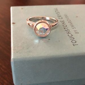 Touchstone Crystal Ring